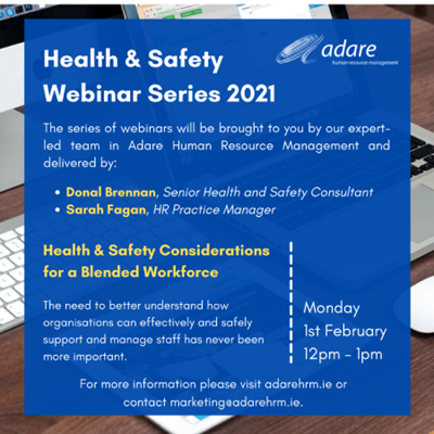 Health & Safety Considerations for a Blended Workforce - Webinar